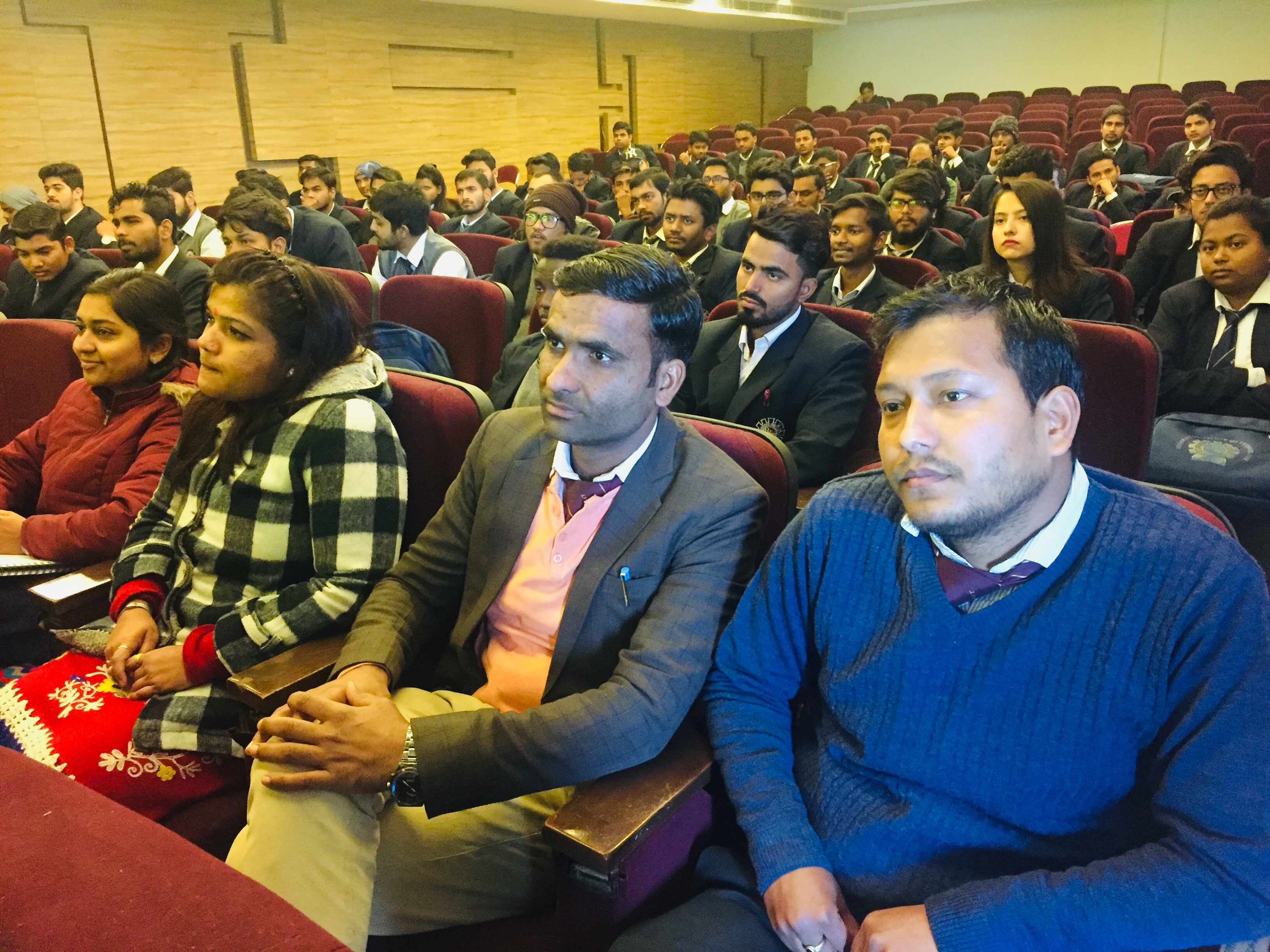 RIT Seminar on advance automation systems