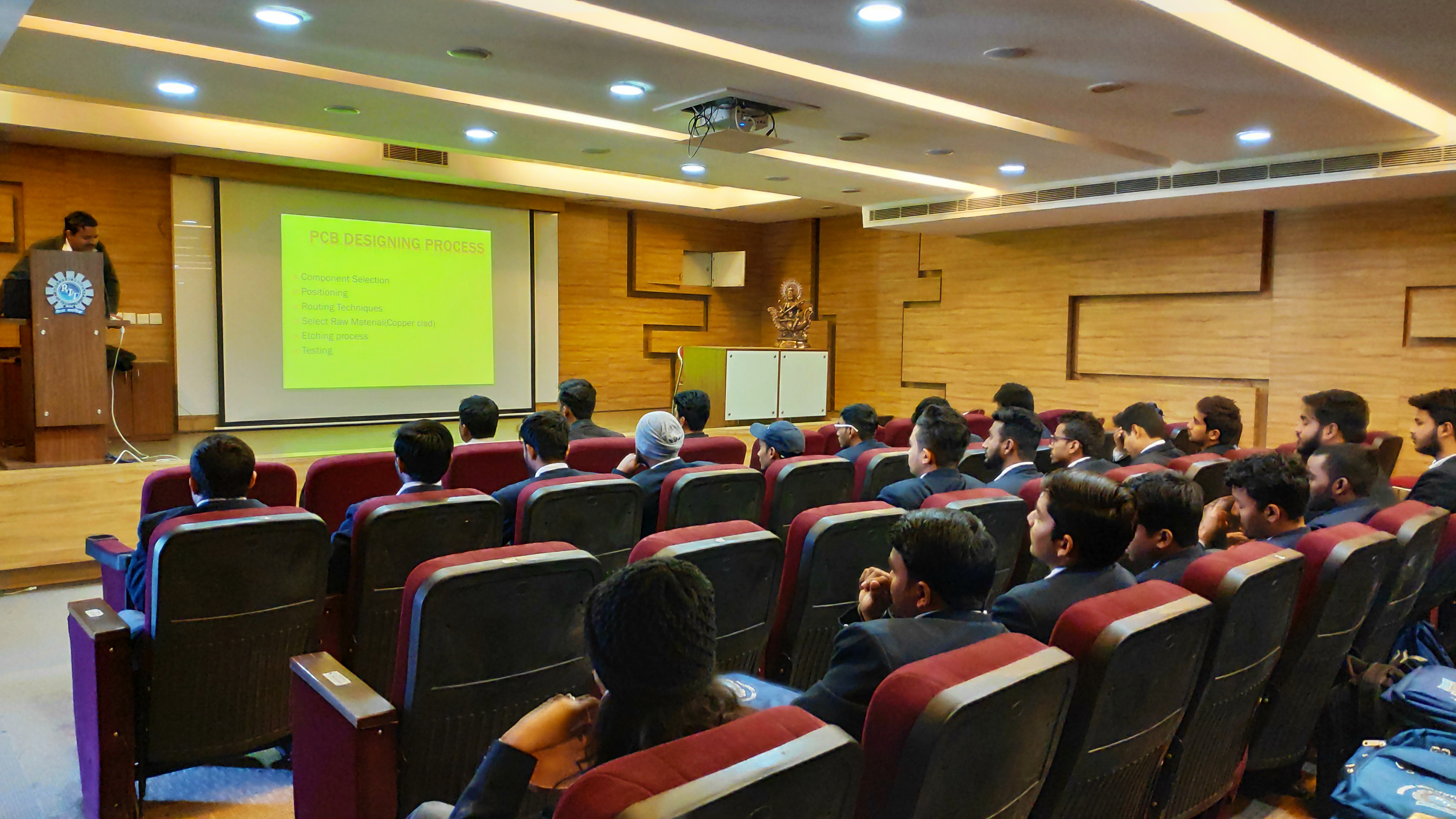 RIT Workshop on PCB Designing and TESTING
