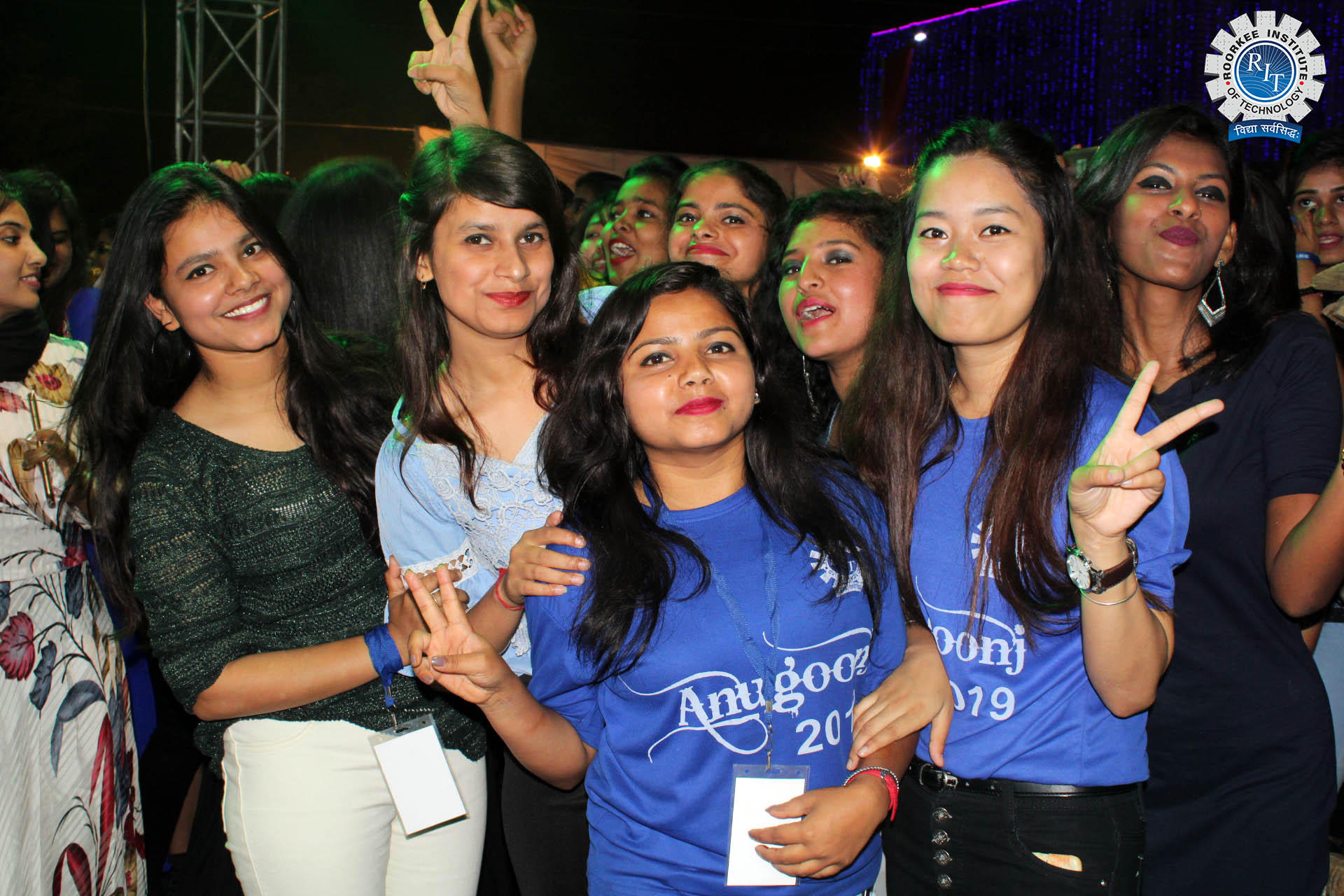 DJ Night Celebrated by The Students of RIT