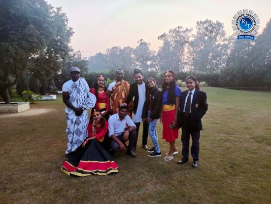 RIT Roorkee celebrated The International Students' Day
