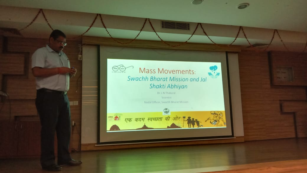 """RIT Seminar on """" Impact of Plastic Waste on the Society"""""""