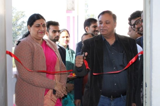 """Inauguration of """"E-Cell"""" at RIT"""