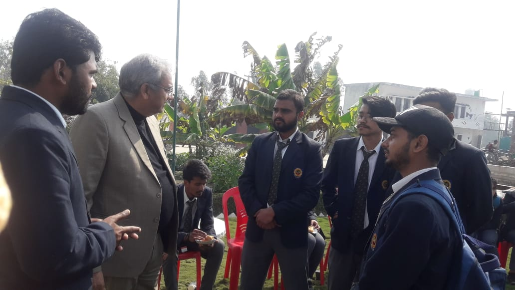 educational tour of B.Sc. agriculture