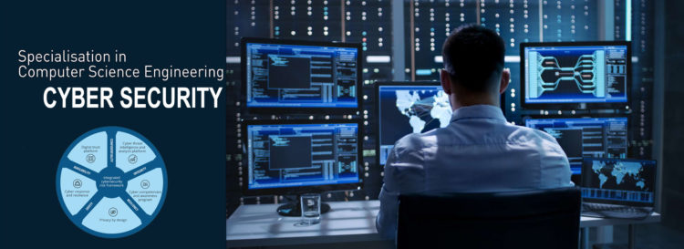RIT has SPECIALIZATION IN CYBER SECURITY