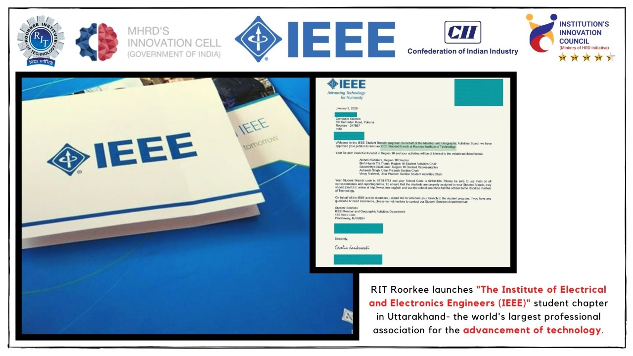 RIT launches IEEE chapter