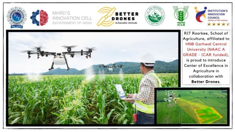 RIT uses drone for agricluture and forestry