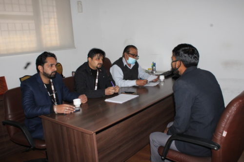 RIT on campus placement drive