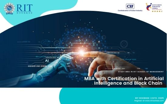 MBA in AI and Blockchain