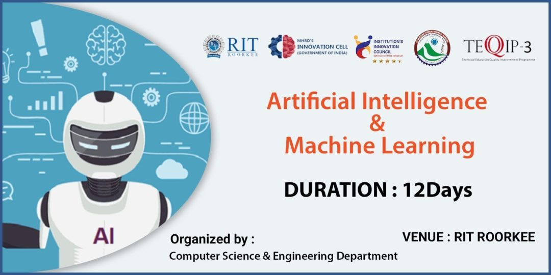 Training on AI and Machine learning
