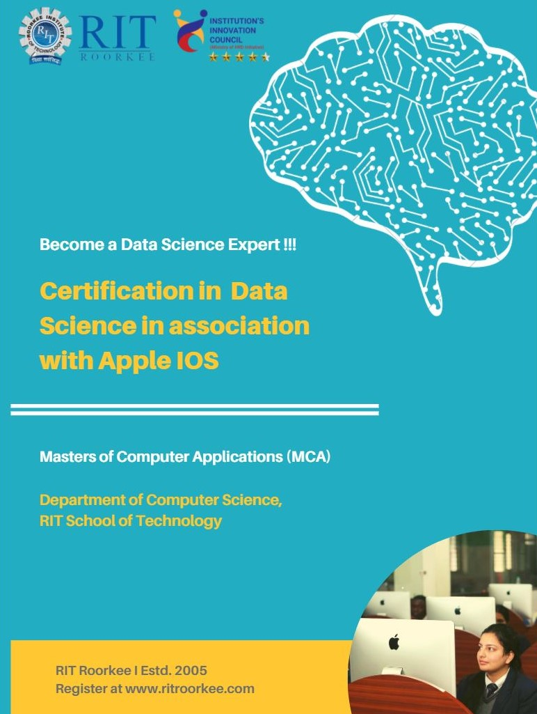 certification on data science