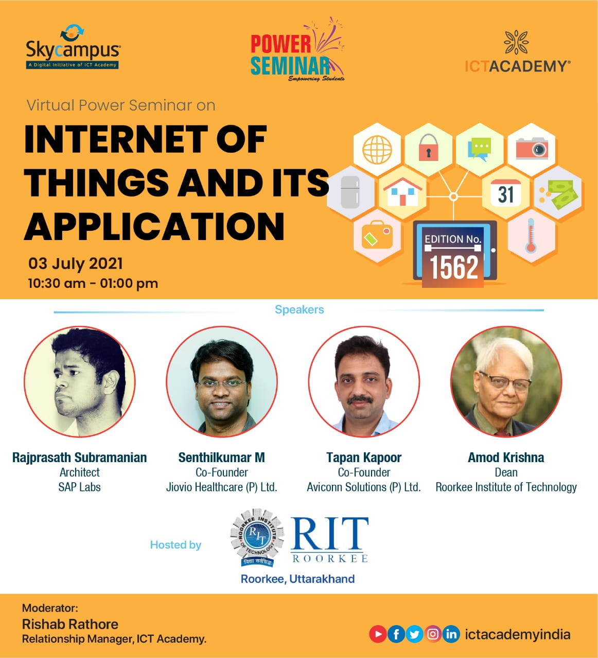 IOT and its application
